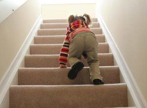 Escalón a escalón... hacia el éxito